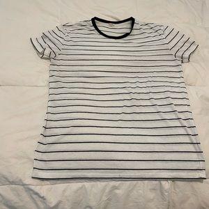 Brandy Melville John Galt striped t-shirt